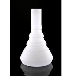 Váza pre vodné fajky Kaya White Neon 630CE