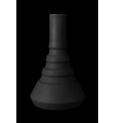 Váza pre vodné fajky Kaya Black Neon 630CE