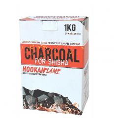 Kokosové uhlíky HookahFlame 1kg