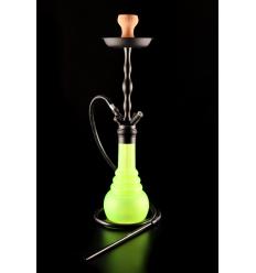 Vodná fajka Kaya El Keyif Green Neon PN 630 Coated