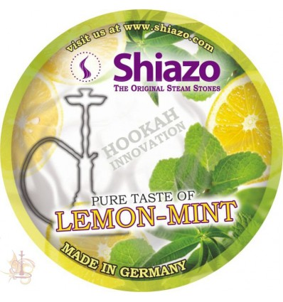 SHIAZO citrón mäta - 100g