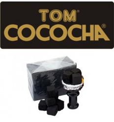 Kokosové uhlíky Tom Cococha Premium Gold 1 kg