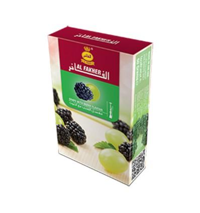 Al Fakher Hrozno & Ostružina - 50g, tabak do vodnej fajky
