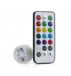 LED + RC, 3 cm