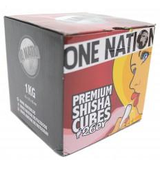 Kokosové uhlíky One Nation C26 1 kg