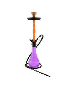 Vodná fajka Kaya Purple Orange Neon SPN 630 L