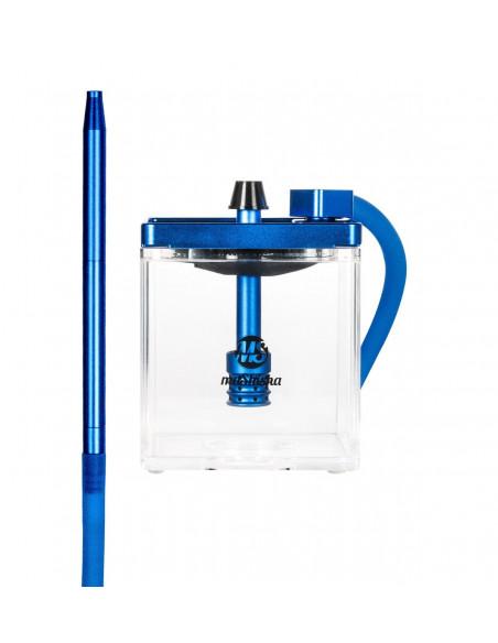Vodná fajka MS MICRO modrá
